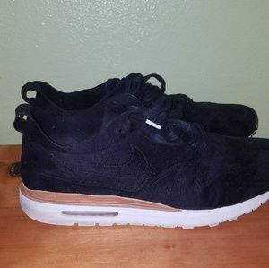 Nike Air Max 1 Royal Suede Dress Shoes Size 13